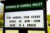 Carroll Valley Fish Derby 2010 :