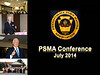 PSMA Conference - 2014 :