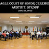 Eagle Austin Ceremony :