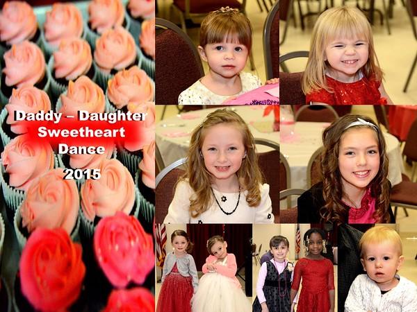Sweetheart Dance - 2015