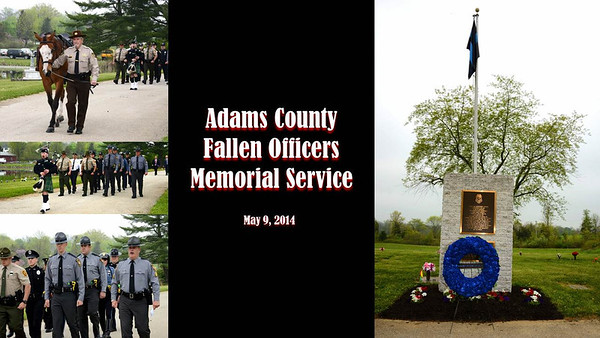AC Fallen Officers - 2014