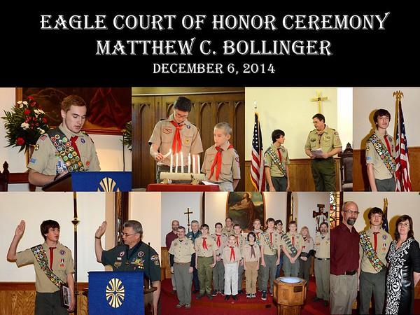 Eagle Matthew Ceremony