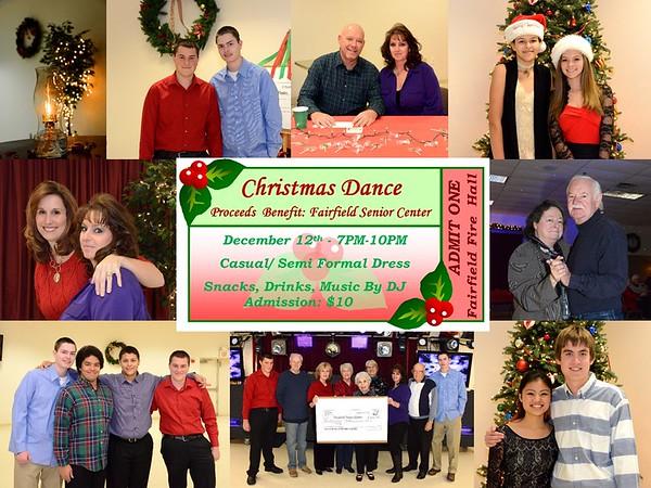 Senior Center Christmas Dance