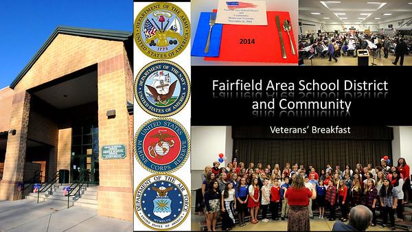 Veterans 2014 Fairfield