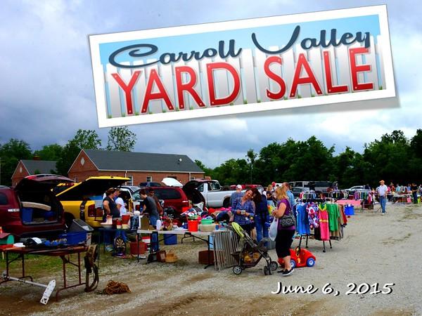 Yard Sale June 2015
