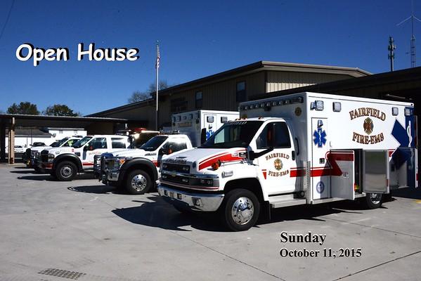 Fairfield Fire & EMS Open House