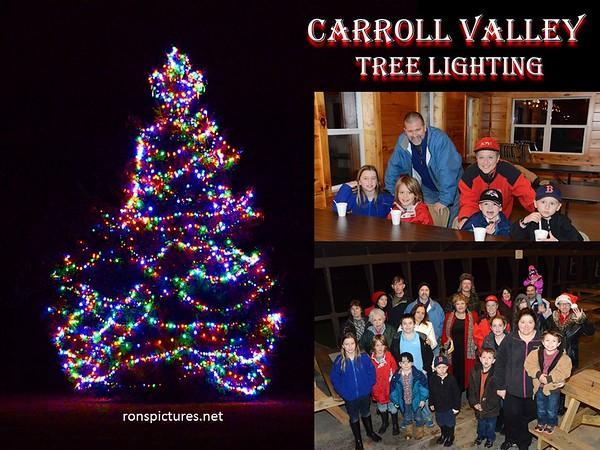 CVCA Tree Lighting 2014