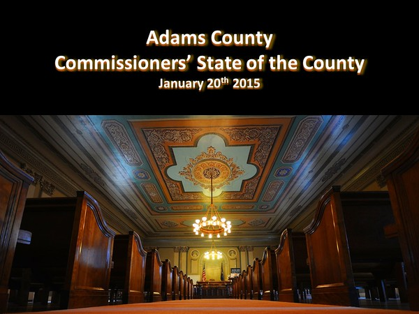 State of the County -2015